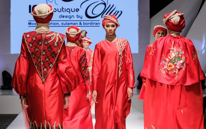 indonesia modest fashion week
